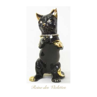 黒猫 オブジェ 猫 キャット 子ねこ 置物 インテリア