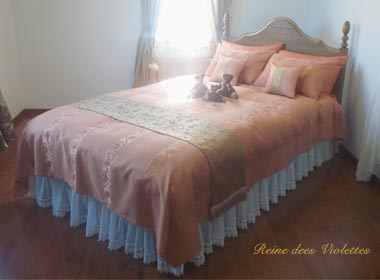 オーダーベッド ベッドスカート オーダーベッドカバー