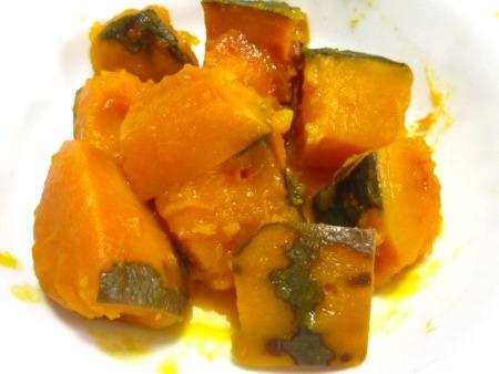 ヤマザキ 大地の料理 かぼちゃ煮 袋180g