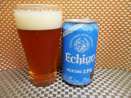 エチゴビール『FLYING IPA』