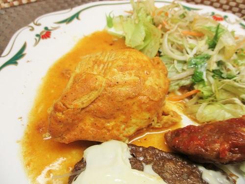 ファミコレ タンドリーチキン風 国産鶏サラダチキン