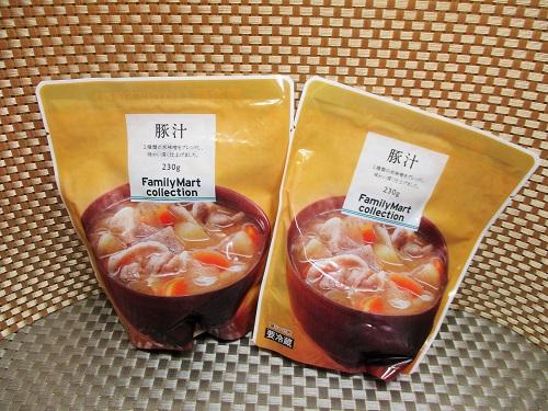 ファミコレ 豚汁 230g ×2袋!!