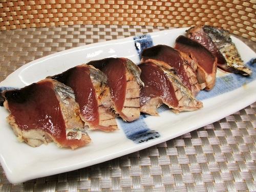 宮崎県産一本釣りかつおのたたき。 イオンで購入。