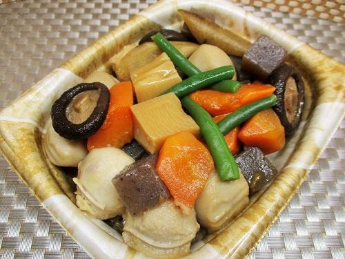 ローゼン 野菜五目煮