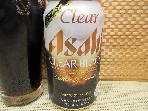 「クリアアサヒ」ブランド初の黒の新ジャンル『クリアアサヒ クリアブラック』