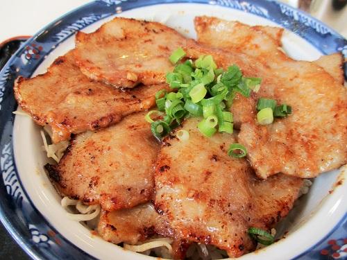上里レストランプリンス(下り線) 姫豚丼