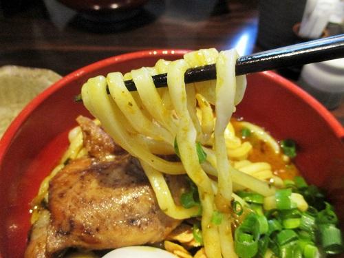 伊香保温泉 游喜庵(ゆうきあん)スパイシーマサラ 鶏ももトッピング