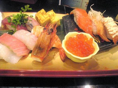 ぐるめ亭藤沢長後店 ランチ寿司