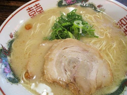 2018年11月29日(木)元祖とんこつラーメン 福ヤ 熱海店