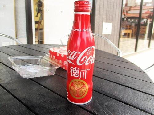 日光東照宮があるからか… 徳川コーラを発見!
