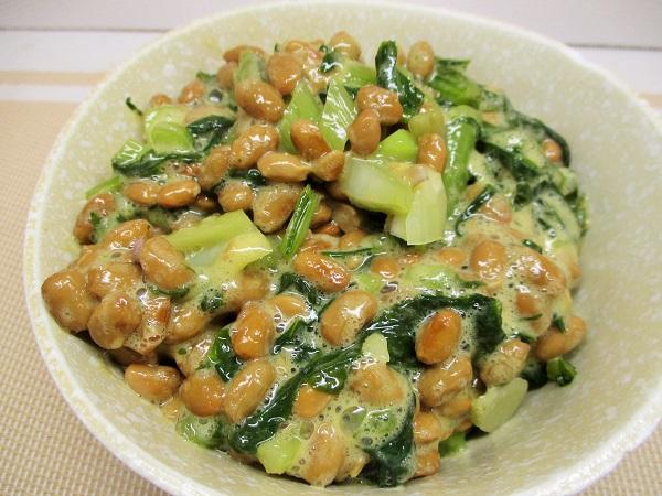 オーサト 水戸の納豆 うまいが一番!! 小粒 45g×4/64円(税込) ロピアで購入。