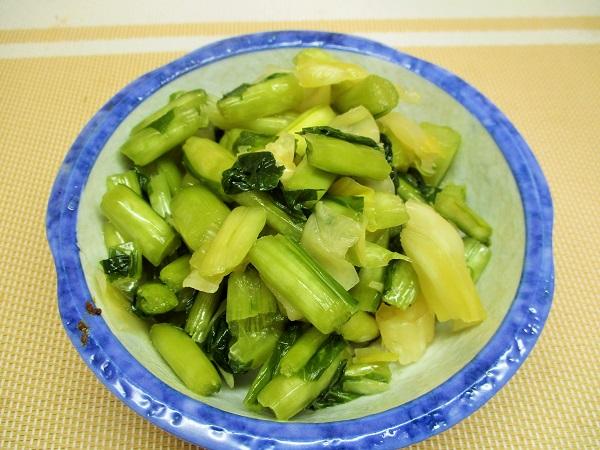 竹内農産 きざみわさび風味のざわな 150g ロピアで購入。
