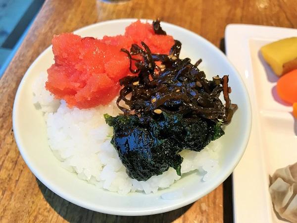 2019年12月7日(土)ブリーズベイ修善寺ホテル 朝食