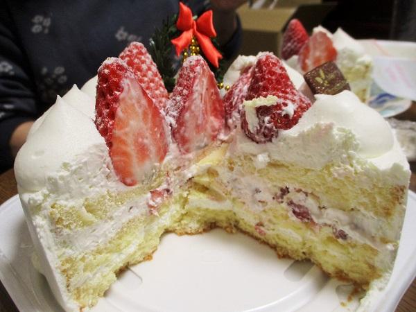 ヤマザキ苺デコレーションケーキ(5号)