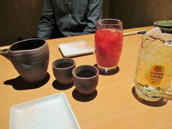 2020年2月8日(土)季節の酒菜と地酒 焼酎 千の庭本厚木店