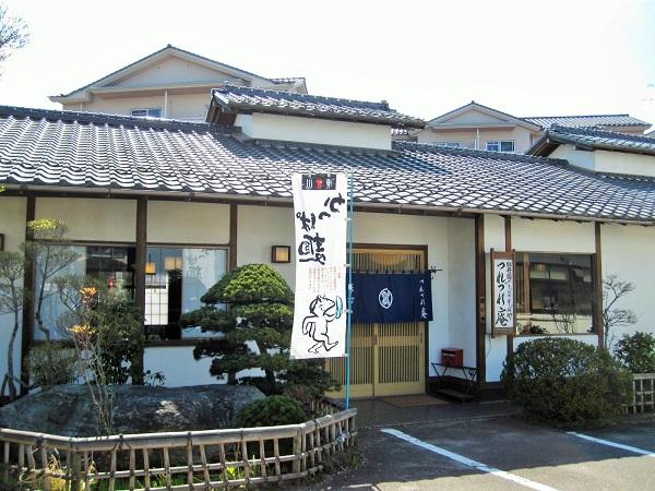 2010年5月1日(日)【須賀川市】牡丹園のそばのそばや つれづれ庵【桜岡】