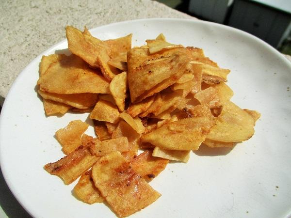 ロピア Filchips バナナチップス 100g