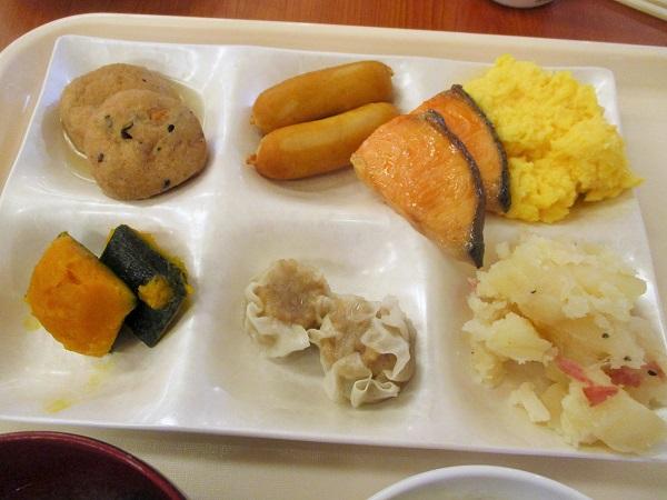 2020年7月3日(金)上諏訪温泉 油屋旅館 3日目 朝食