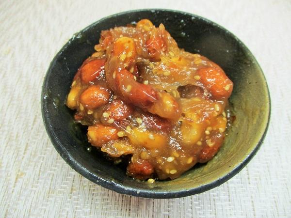 金紋 江戸味噌のコクと味わい みそピー ピーナッツの香ばしさ引き立つ焙煎製法