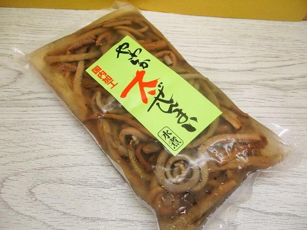 やわらか 太ぜんまい 水煮 国内加工 180g/430円(税込) 業務スーパーで購入。