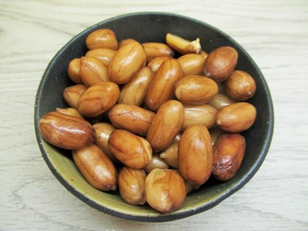 カモ井 ゆでピーナッツ しょうゆ味