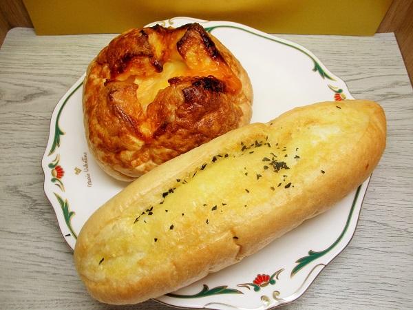 マルエツの焼きたてパン