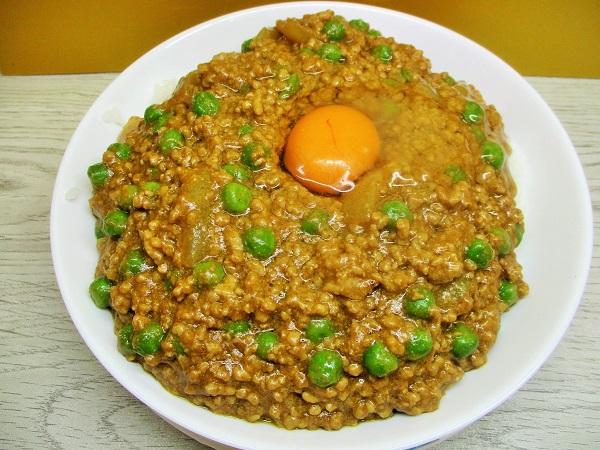 挽肉カレーライス