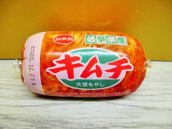 カネカ 岐阜県産 ロケット キムチ 大豆もやし 285g(固形量187g)/182円(税込)