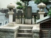 大石親子の墓