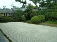 南宗寺枯山水庭園