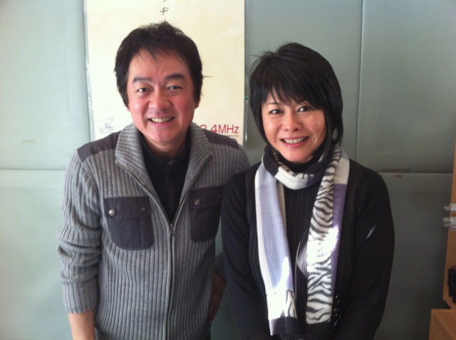 いちごと桑江知子さん | アフタヌーンパラダイス番組ブログ