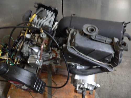 リビルトエンジン ジャイロ モトリペア
