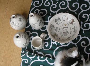 花瓶・大皿