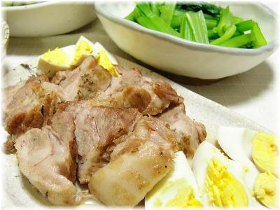 ゆで豚(圧力鍋レシピ)