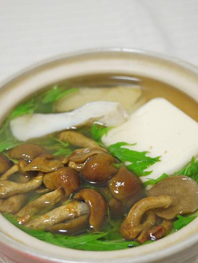 タラのミニ鍋