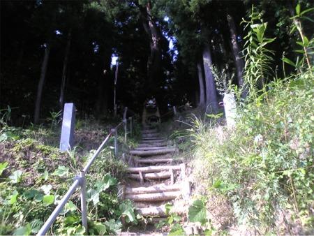 芦沢朴橋のオニンギョウサマ