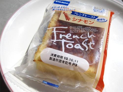 Pasco フレンチトースト 厚ぎり シナモン