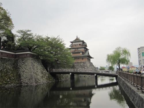 諏訪の浮城 高島城