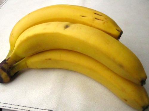バナナとバナナミルク