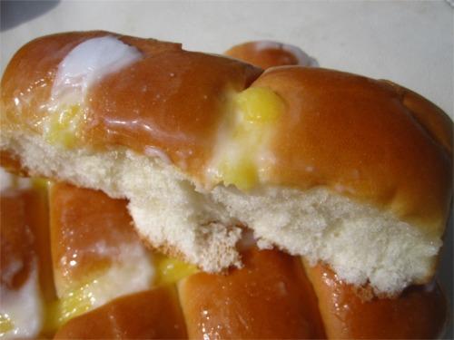ヤマザキ ロングクリームパン