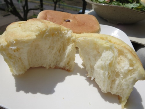 セブンイレブン 北海道産牛乳のパン