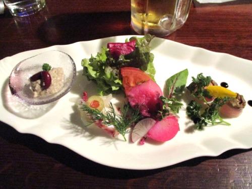 レストラン B★MARLIN 前菜