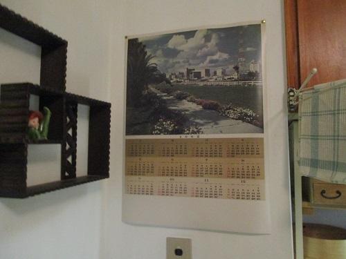 松戸市立博物館 常盤平団地の昭和37年当時のくらしを再現した展示