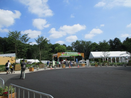 第33回 全国都市緑化よこはまフェア 里山ガーデン