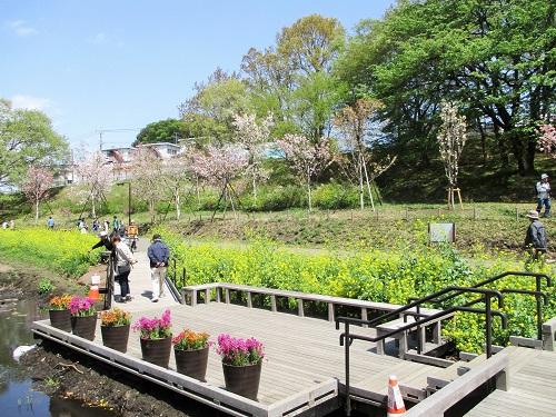 ガーデンネックレス横浜2018 里山ガーデン
