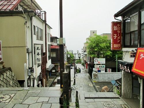 伊香保 石段街 2018年5月