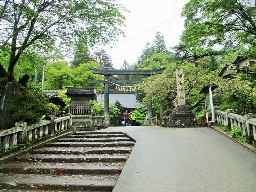 榛名神社 2018年5月