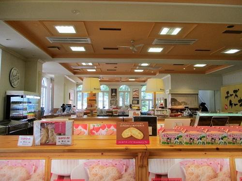 お菓子の城 那須ハートランド 2018年7月