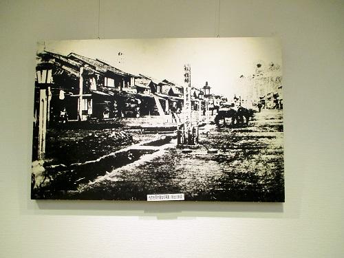 今市を写す最古の写真(明治15年ごろ)