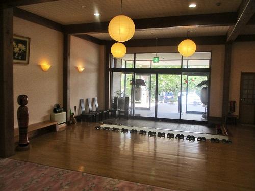 鷲倉温泉 2018年8月